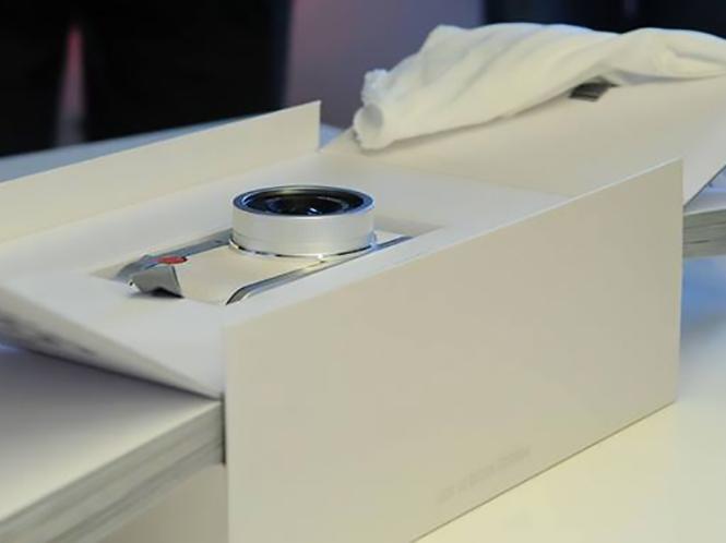 Leica X2 Paper Skin Fedrigoni limited edition