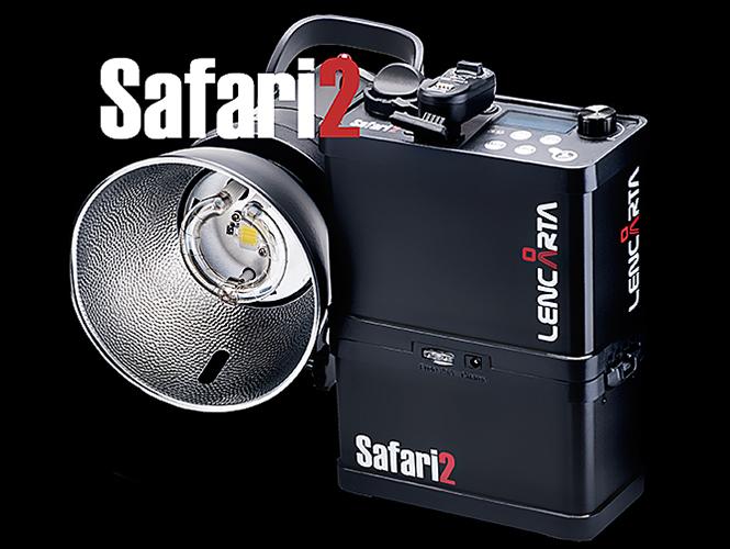 Lencarta Safari 2 kit, η δύναμη 1200Ws στα χέρια σας