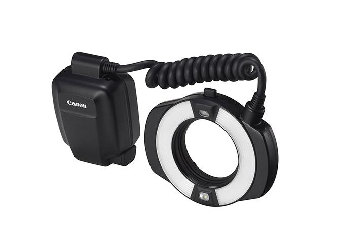 Νέο Ring Flash Canon Macro Ring Lite MR-14EX II