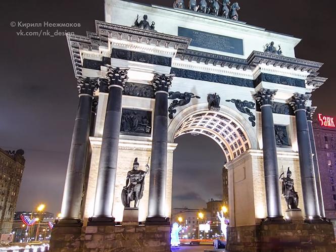 Η Μόσχα σε Hyperlapse video όπως δεν την έχετε ξαναδεί