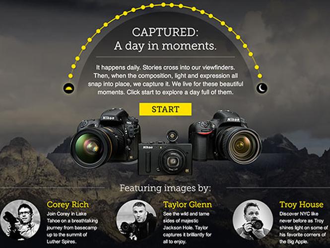 Νέα ιστοσελίδα από τη Nikon αφιερωμένη στις φωτογραφίες και τις ιστορίες από πίσω τους