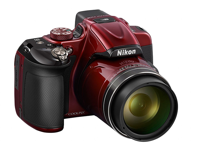 H Nikon Coolpix P600 αναβαθμίζεται με νέο Firmware