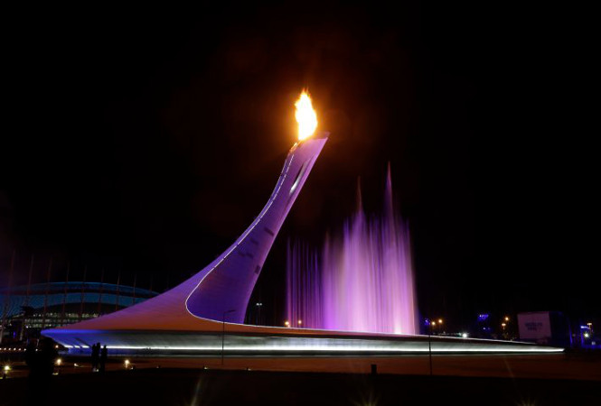 Olympic Games sochi 2014 to 1