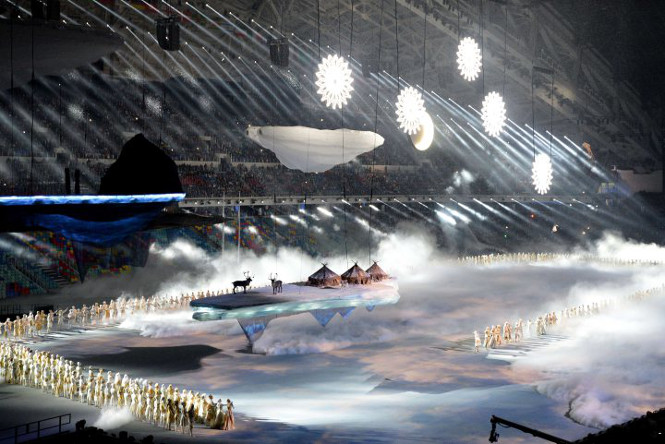 Olympic Games sochi 2014 to 13