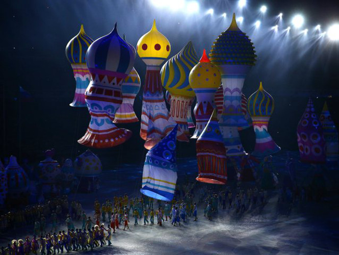 Olympic Games sochi 2014 to 4