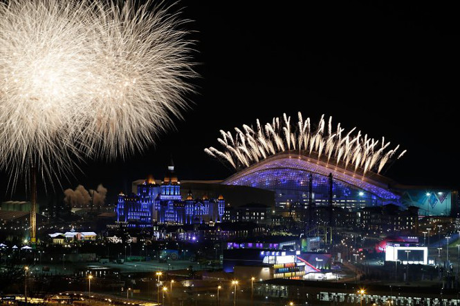Olympic Games sochi 2014 to 6