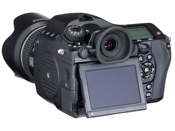 Pentax 645D 2014