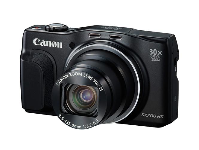 Canon PowerShot SX700 HS, 30x οπτικό zoom, WiFi και NFC σε μικρό σώμα