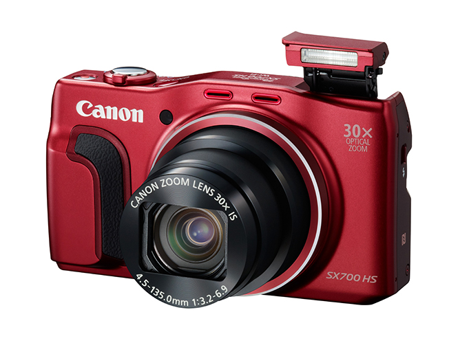 Canon PowerShot SX700 HS