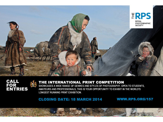 RPS International Print Competition 2014