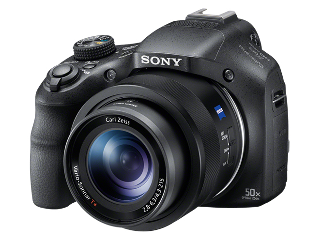 Sony Cyber-Shot DSC-HX400, superzoom με 50x zoom και CMOS αισθητήρα