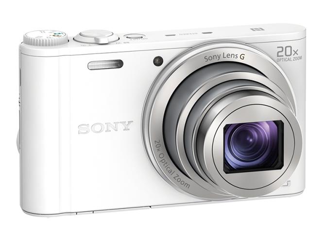 Sony Cyber-Shot DSC-WX350, ιδανική για ταξίδια