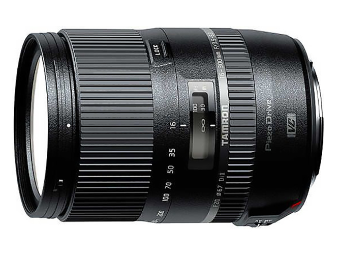 Ανακοινώθηκε η τιμή και διαθεσιμότητα του νέου Tamron 16-300mm f/3.5-6.3 Di II VC PZD MACRO