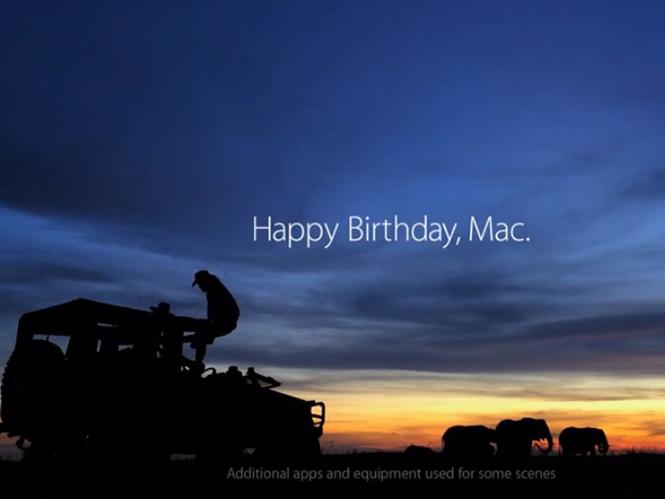 Η Apple γιορτάζει τα 30 χρόνια των Mac με ένα video γυρισμένο μόνο με iPhone