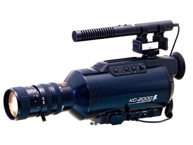 FalconEye, νέα κάμερα νυχτερινής όρασης καταγράφει έγχρωμη εικόνα HD