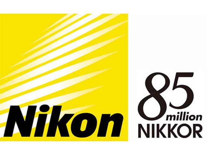 Η συνολική παραγωγή των Nikkor φακών έφτασε τα 85 εκατομμύρια