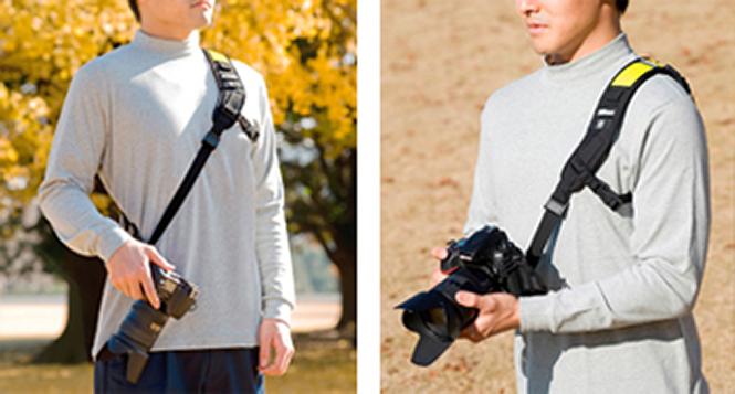 Nikon Quick-Draw Strap