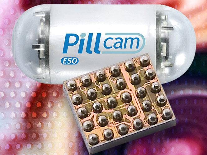 Κάμερα-χάπι παίρνει έγκριση στις Η.Π.Α.