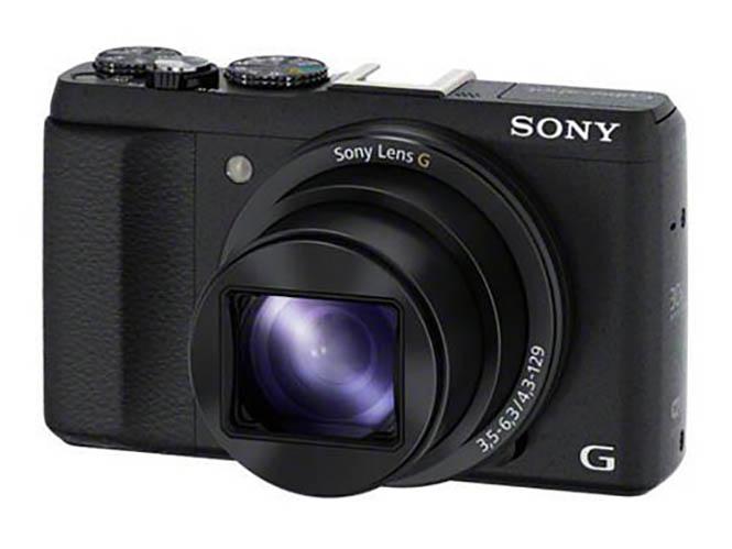 Sony Cyber-shot HX60v
