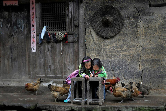 Gao Lianhui, Κίνα