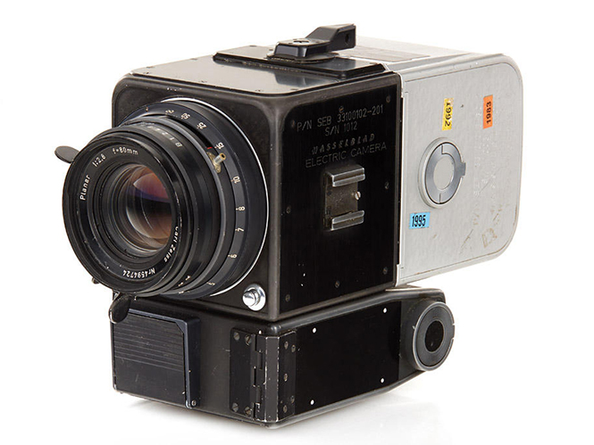 Hasselblad Electric Camera (HEC) NASA