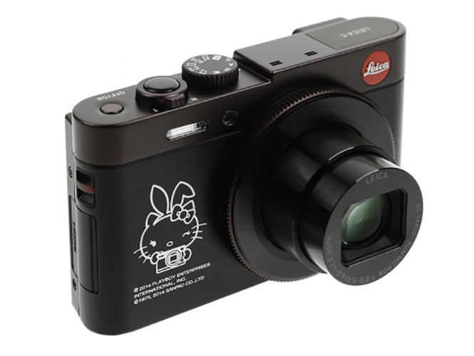 Leica X HELLO KITTY X PLAYBOY-1