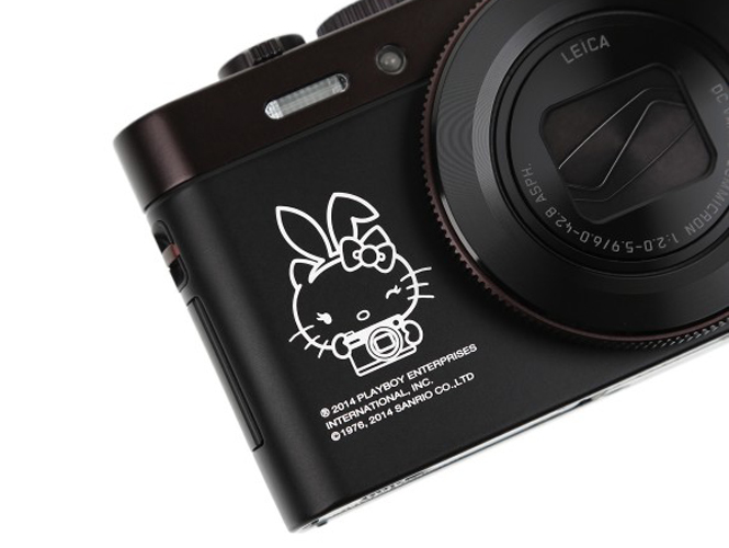 Νέα συλλεκτική Leica X HELLO KITTY X PLAYBOY