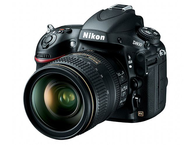 Νέα Firmware για τις Nikon D800 και Nikon D800E