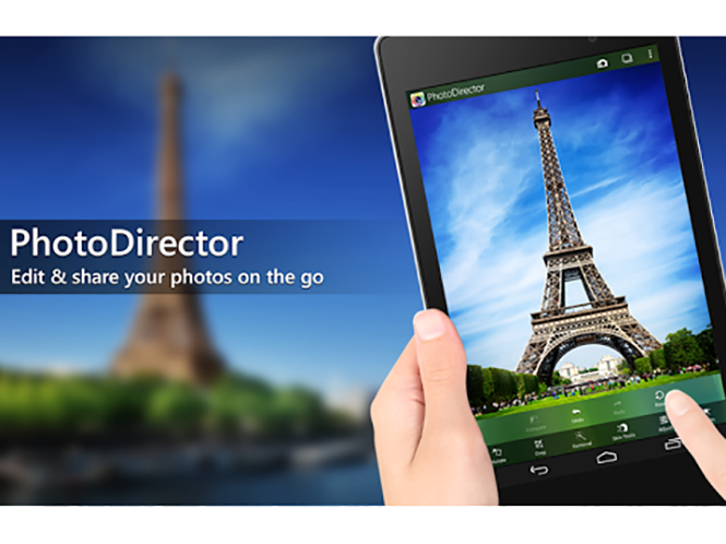 CyberLink PhotoDirector για Android