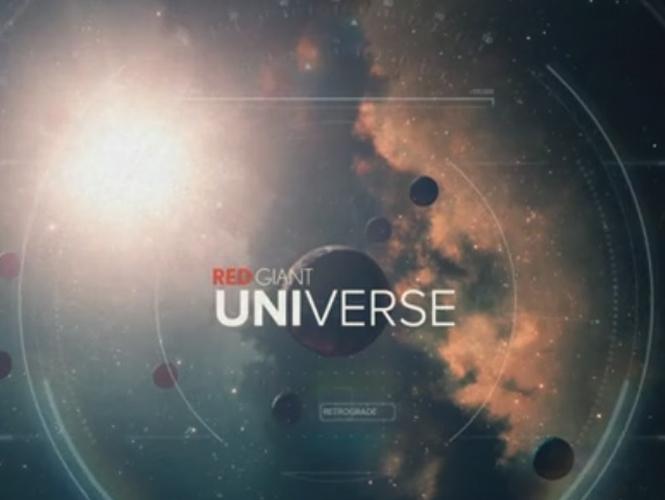 RED Giant Universe, νέο plugin για επεξεργασία video