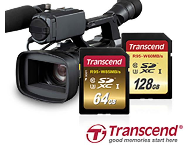 Νέες Transcend SDXC/SDHC UHS-I Speed Class 3