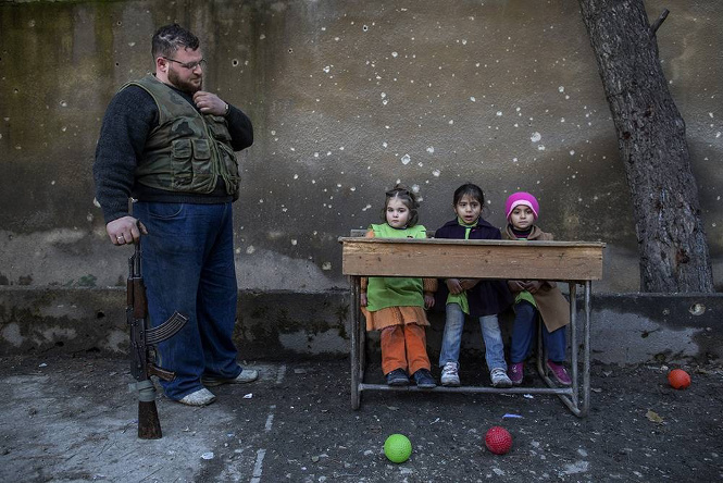 UNICEF PHOTO OF THE YEAR 2013 Niclas Hammarström 1