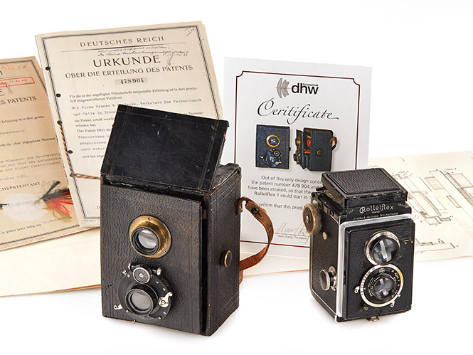 Ur Rolleiflex Prototype