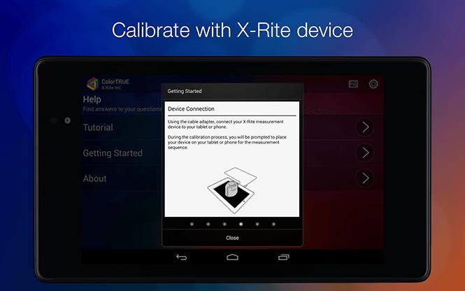 X-Rite ColorTRUE-4