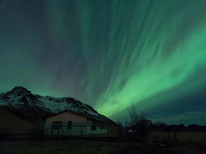 Crystalapse: Frozen in Timelapse, ένα μοναδικό video μας ταξιδεύει στο νησί των Βίκινγκς