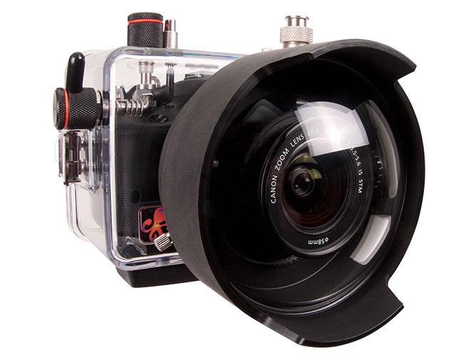 Η Ikelite ανακοίνωσε νέο υποβρύχιο housing για την Canon EOS 100D
