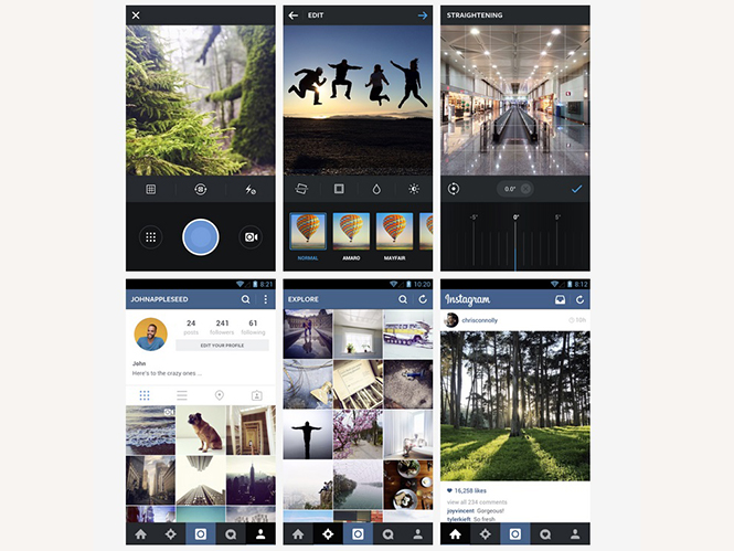 Το Instagram για Android αναβαθμίζεται με νέα σχεδίαση και πιο γρήγορη λειτουργία