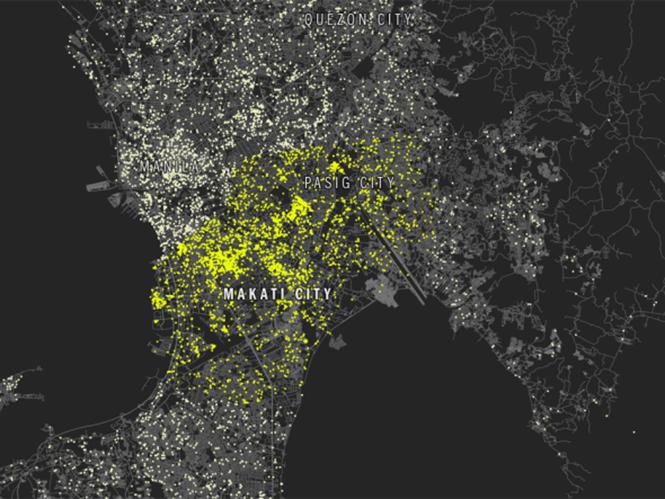Δείτε ποια είναι η πρωτεύουσα των Selfies για όλο τον κόσμο
