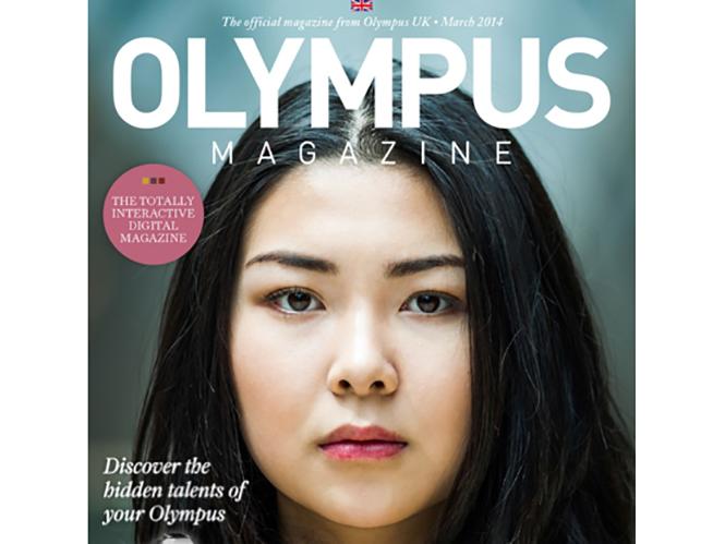 Διαθέσιμο το τεύχος Μαρτίου του Olympus Magazine