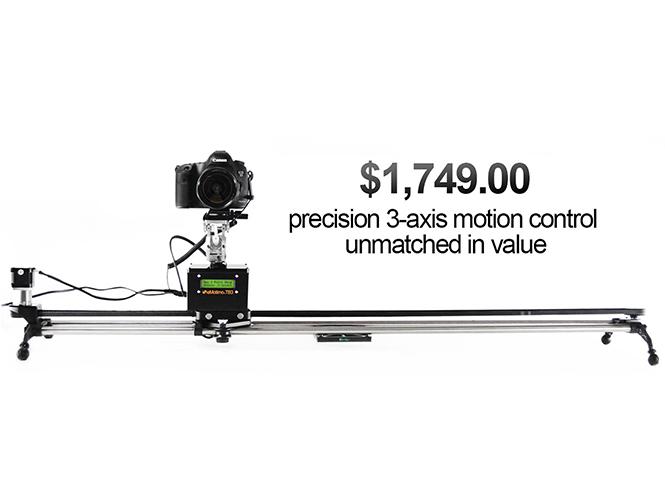 Κίνηση στα Time Lapse videos σας με την eMotimo και την Rhino Camera Gear