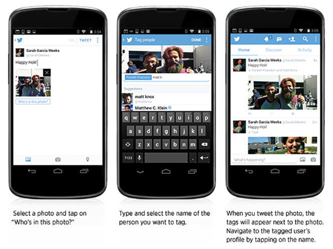 Το Twitter αναβαθμίζει τις φωτογραφικές του δυνατότητες