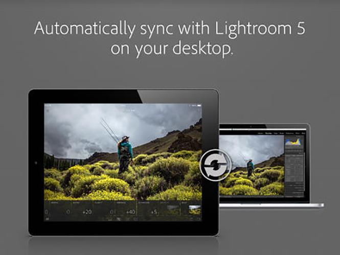 Ανακοινώθηκε το νέο Adobe Lightroom mobile για iPad