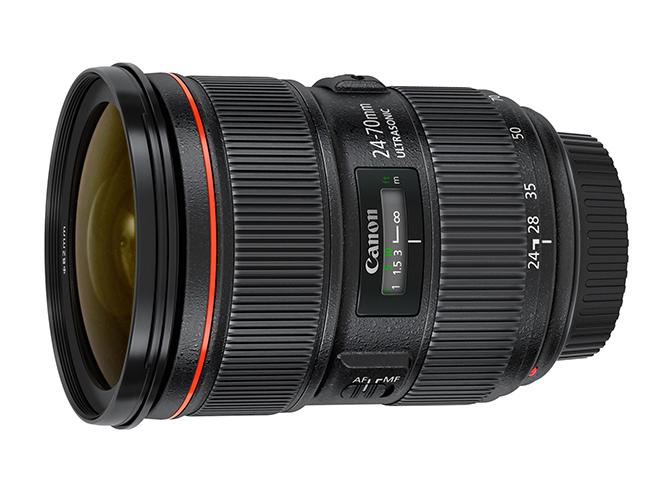 Θέμα θορύβου εμφανίζουν μερικοί φακοί Canon EF 24-70mm f/2.8L II USM;