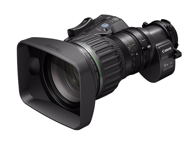 Νέος φακός Canon HJ18ex7.6B, αξίας 20.000 δολαρίων