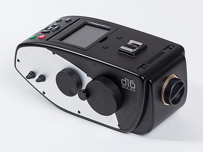 D16M, νέα μονοχρωματική κινηματογραφική κάμερα