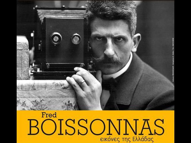 Έκθεση φωτογραφίας με εικόνες της Ελλάδας του Fred Boissonnas