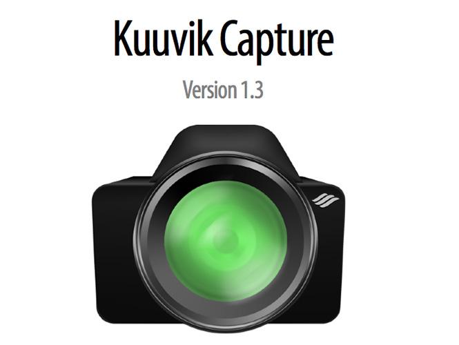 Kuuvik Capture, αναβάθμιση με υποστήριξη για νέες μηχανές