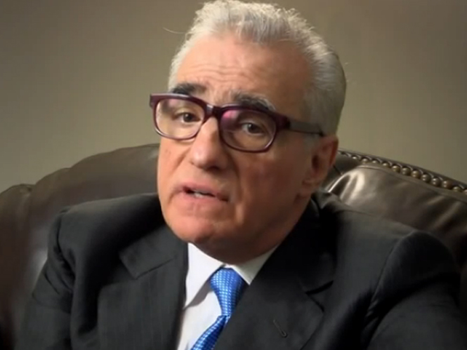 O Martin Scorsese μιλάει για τις Canon EOS C κινηματογραφικές μηχανές