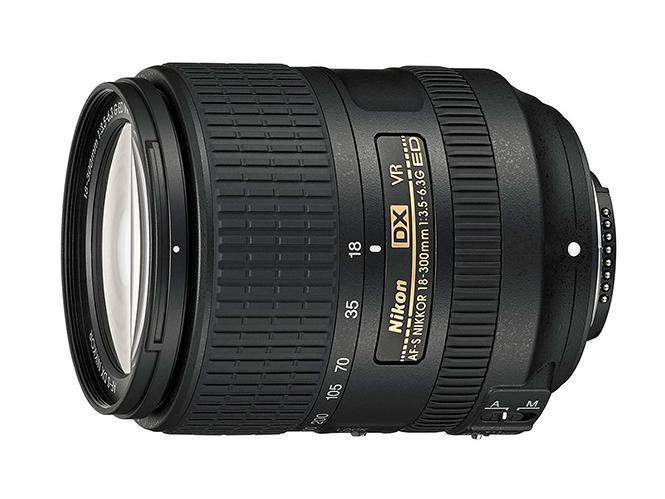 Η Nikon παρουσιάζει τον AF-S DX NIKKOR 18–300mm f/3.5–6.3G ED VR