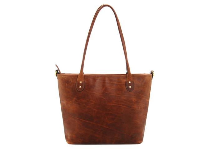ONA Leather Capri Tote